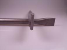 14x250mm Flachmeißel mit SDS-plus Aufnahme